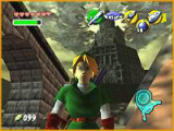 Zelda 64 for the N64 (funnily enough) has great 3D graphics for a console. I like the game anyhow.